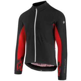 assos Mille GT Spring Fall Jacket national red